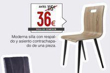 Oferta de Sillas Sofia por 36€