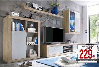 Oferta de Muebles de salón por 229€