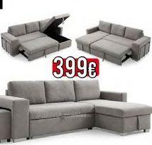 Oferta de Sofá cama por 399€