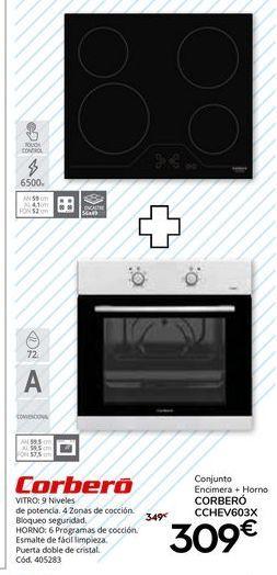 Oferta de Cocinas Corberó por 309€