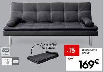 Oferta de Sofá cama por 169€
