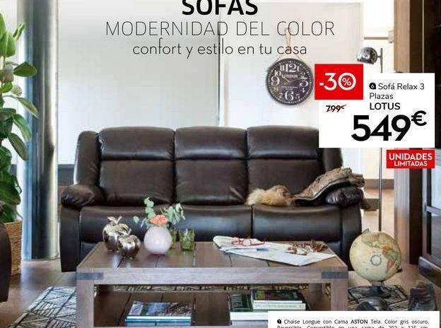 Oferta de Sofás por 549€