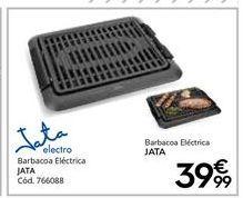 Oferta de Barbacoa electrica Jata por 39,99€