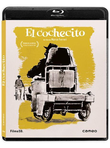 Oferta de El cochecito - Blu-ray por 8,79€
