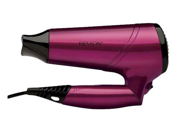 Oferta de Secador - Revlon RVDR5229E, 2200W, 3 Temperaturas, 2 Velocidades, Aire frío, Púrpura por 27,99€