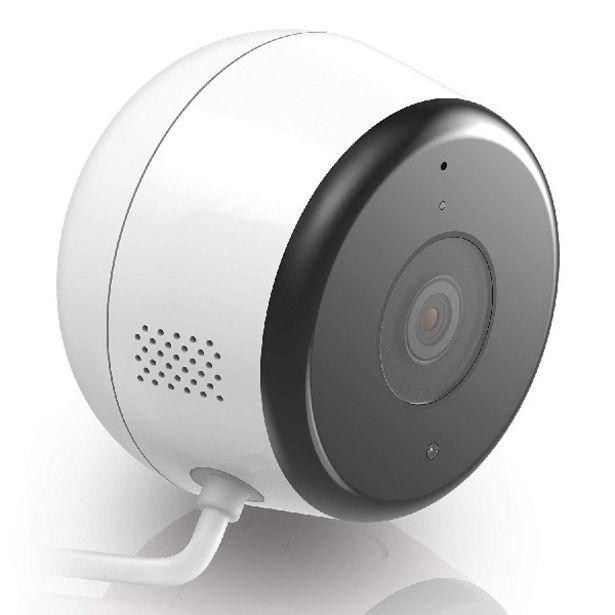 Oferta de Cámara de vigilancia IP - D-Link DCS-8600LH, Full HD, Exterior, 135º, Wi-Fi, Domótica por 116,1€