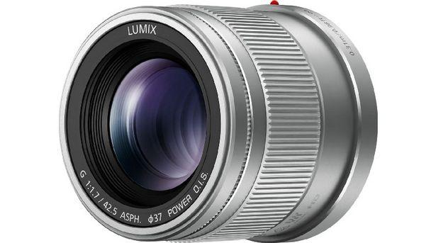 Oferta de Objetivo - Panasonic Lumix G 42.5mm F1.7, Power OIS, Plata por 424€