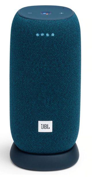 Oferta de Altavoz Inalámbrico - JBL Link Portable, Bluetooth, WiFi, Asistente de Google, IPX7, 8h autonomía, 20W, Azul por 134,1€