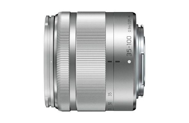 Oferta de Objetivo EVIL - Panasonic Lumix G VARIO 35-100mm. 50mm, f/4.0-5.6, ASPH, Plata por 295,2€