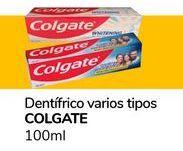 Oferta de Dentífrico Colgate por 0,9€