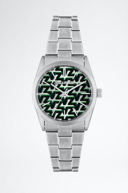 Oferta de ZV monogram Fusion watch por 190€