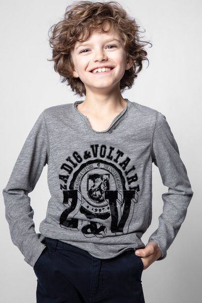 Oferta de Camiseta Boxer Infantil  por 45€