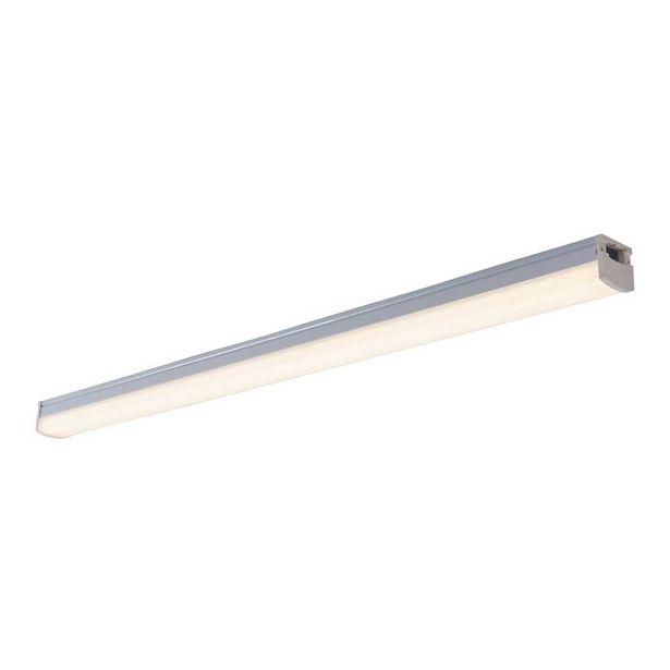 Oferta de REGLETA LED OXBO 43 W IP20 120cm BLANCO ACOPLABLE por 23,95€