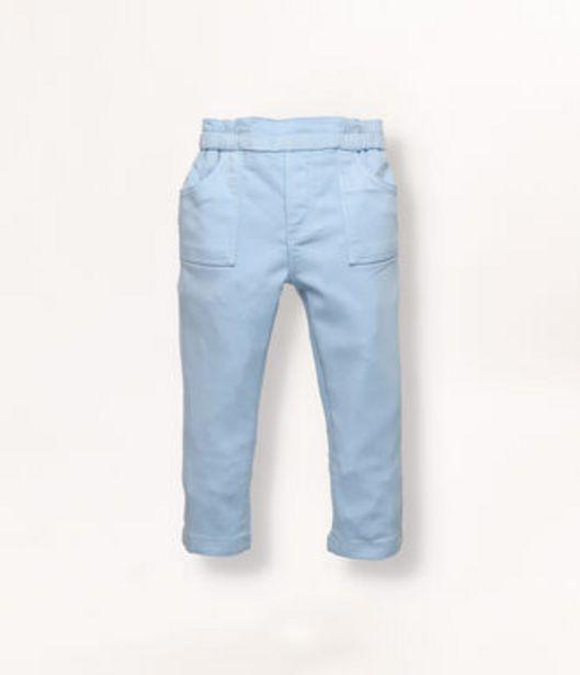 Oferta de Pantalón azul bebé por 29€