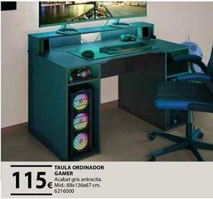 Oferta de Mesa de ordenador por 115€