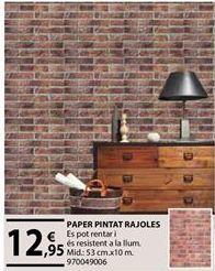 Oferta de Papel de pared por 12,95€