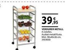 Oferta de Muebles de cocina por 39,95€