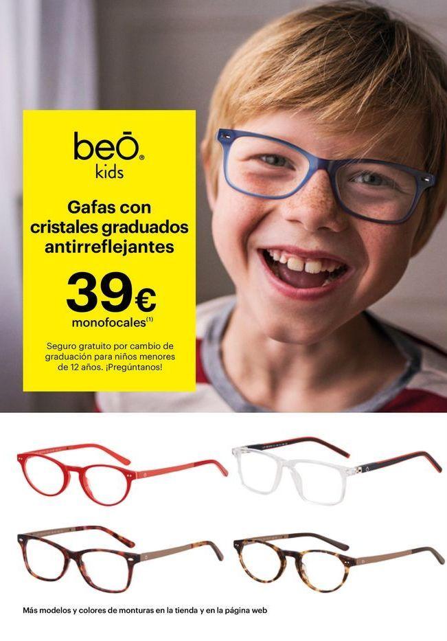 Oferta de Gafas por 39€