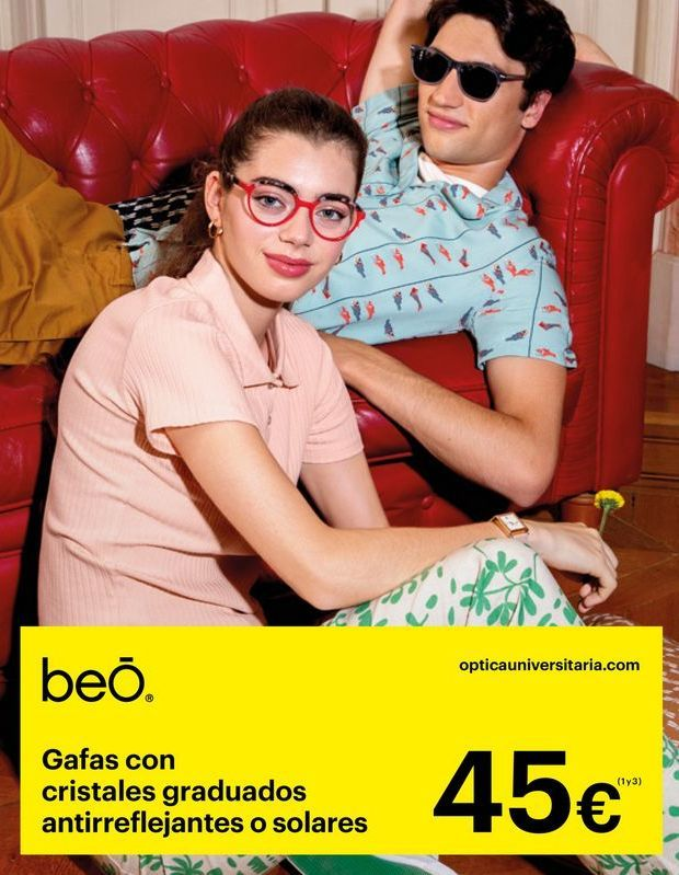 Oferta de Gafas por 45€