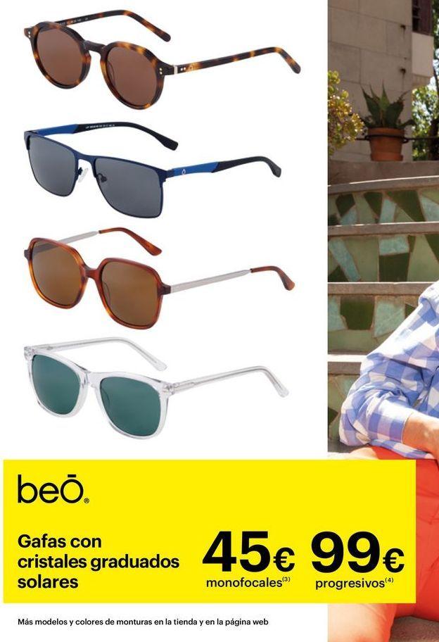 Oferta de Gafas de sol por 45€