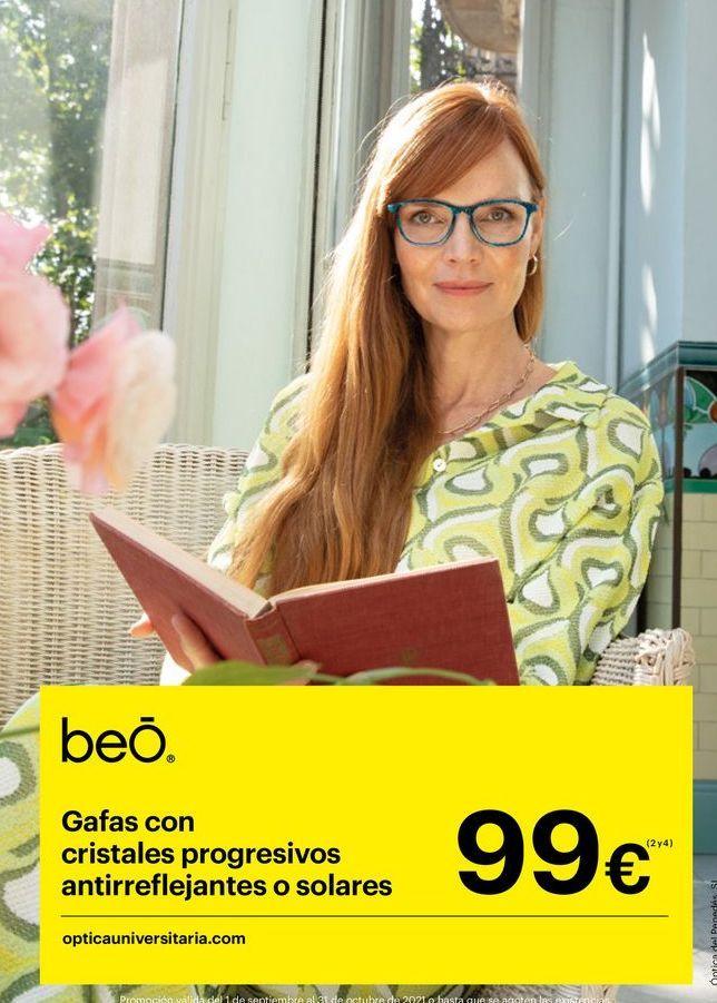 Oferta de Gafas graduadas por 99€
