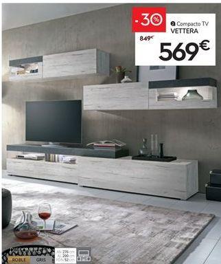 Oferta de Mueble tv VETTERA  por 569€