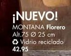 Oferta de Florero MONTANA  por 42,95€