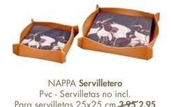 Oferta de Servilletero NAPPA por 2,95€
