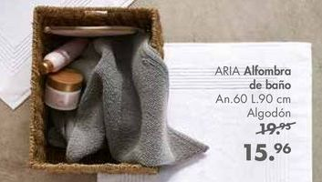 Oferta de Alfombra de baño ARIA por 15,96€