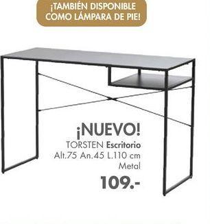Oferta de Escritorio TORSTEN  por 109€