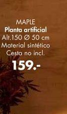 Oferta de Plantas artificiales MAPLE  por 159€