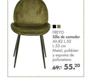 Oferta de Silla de comedor  FREYO por 55,2€
