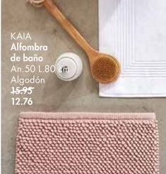 Oferta de Alfombra de baño KAIA por 12,76€