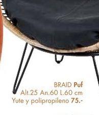 Oferta de Puff BRAID  por 75€