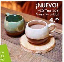 Oferta de Tazas MIXY por 4,95€