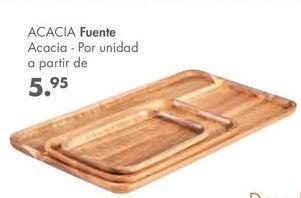 Oferta de Fuente acacia  por 5,95€