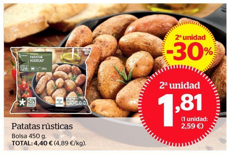 Oferta de Platos preparados por 13,99€