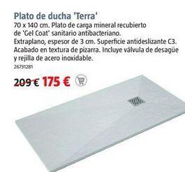Oferta de Plato de ducha por 175€