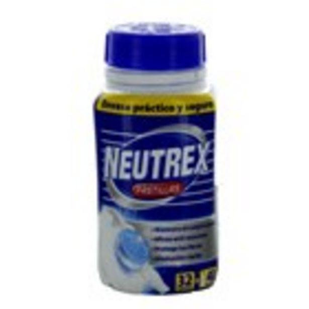 Oferta de Pastilla efecte lleixiu NEUTREX, 32 unitats 160 grams por 1€