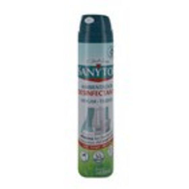 Oferta de Ambientador desinfectant SANYTOL, esprai 300 ml por 2,99€