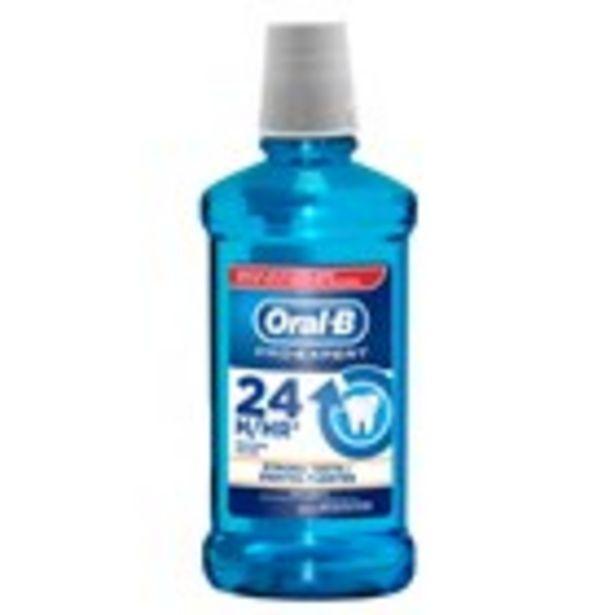 Oferta de Glopejador pro-expert protecció professional ORAL-B, 500 ml por 3,71€