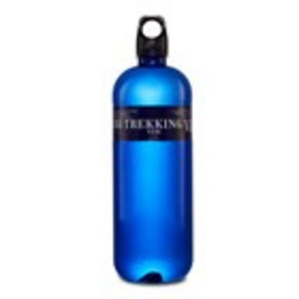 Oferta de Aigua trekking VERI, ampolla 1 litre por 0,6€