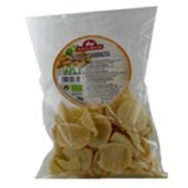Oferta de Chips de cigrons bio NATURSOY, 70 grams por 1,75€