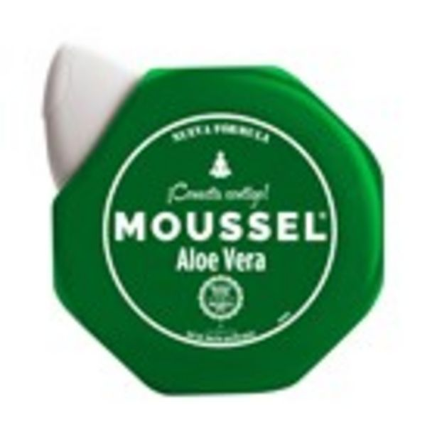 Oferta de Gel aloe vera MOUSSEL, 600 ml por 2,24€