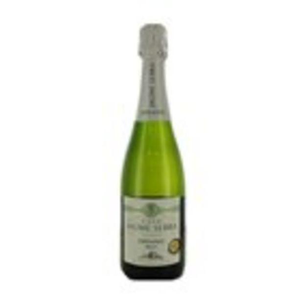Oferta de Cava brut ecològic JAUME SERRA, ampolla 750 ml por 2,99€