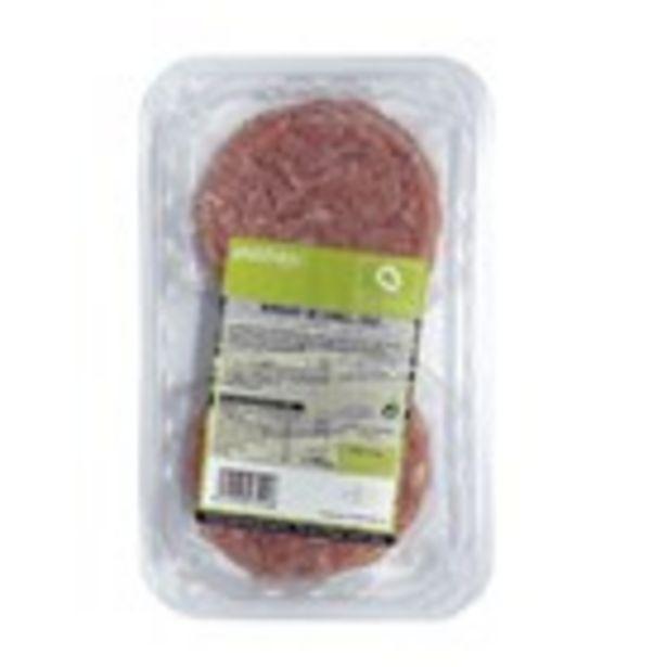 Oferta de Hamburguesa de Conill, safata 2 unitats por 1,99€