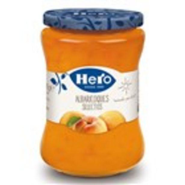 Oferta de Confitura d'albercoc HERO Clàssica, pot 345 grams por 1,19€
