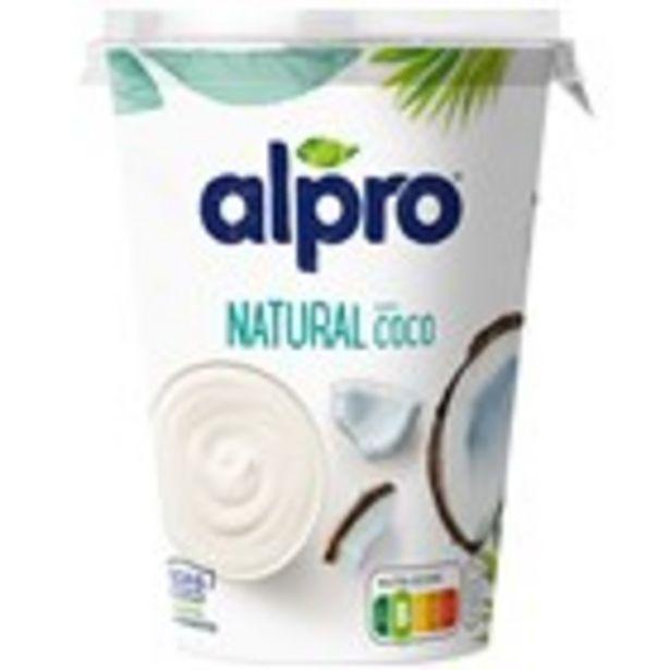 Oferta de Iogurt amb ALPRO, 500 grams por 1,49€