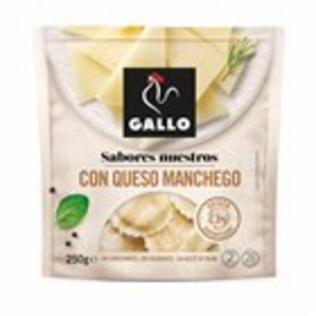 Oferta de Sols de formatge manxec GALLO, 250 grams por 2,49€