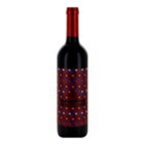 Oferta de Vi negre D.O Terra Alta LA BACCHANAL, ampolla 75 cl por 4,06€